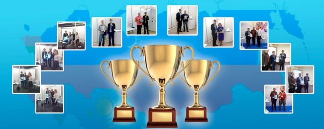 """Компания """"Болид"""" подвела итоги конкурса """"Лучший проект на базе интегрированной системы охраны """"Орион""""."""