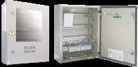 Шкаф с резервированным источником питания для монтажа средств пожарной автоматики ШПС-12, ШПС-12 исп.01, ШПС-12 исп.02