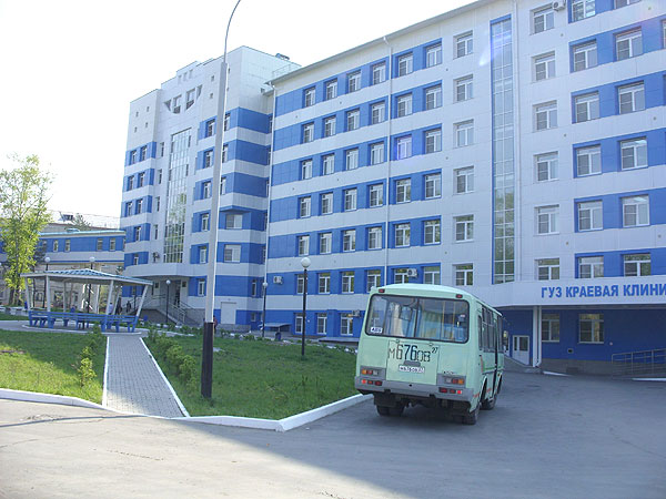 Областная больница благовещенск карта