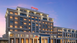 Hampton by Hilton Astana