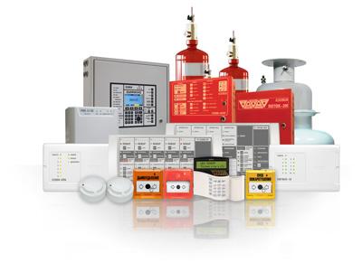 установка систем автоматического пожаротушения и пожарной сигнализации